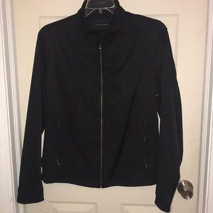 Banana Republic Men's Black Jacket Sz L